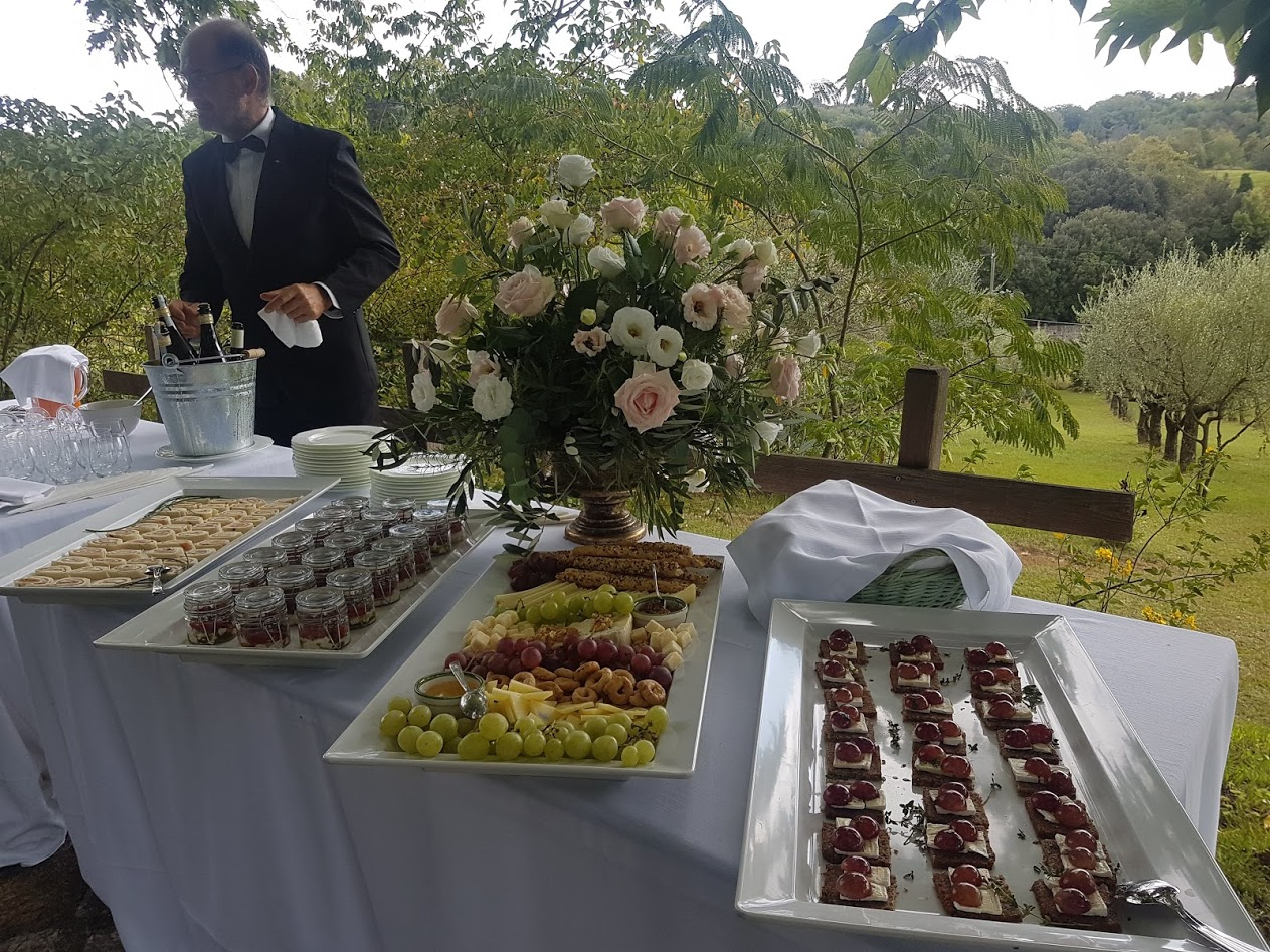 Chef services in Toscana Lucca